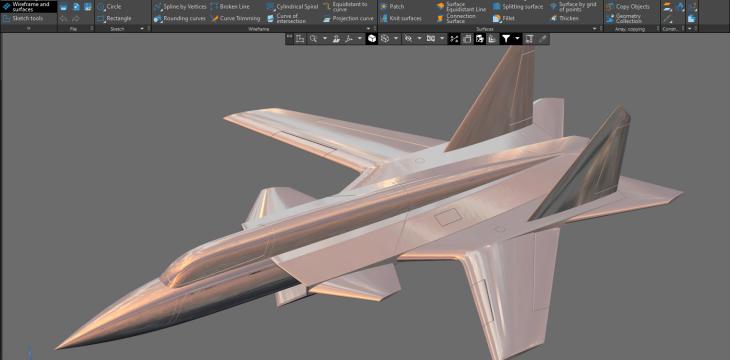 KOMPAS-3D Version 18 mit deutscher Bedienoberfläche verfügbar !